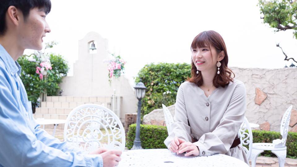 徳島県の結婚式場アンジェリーナ-パティオ-