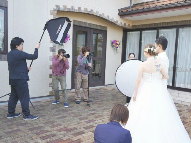 フォトウェディング・オンライン結婚式-徳島のアンジェリーナ-