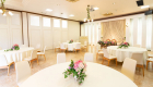 徳島県の結婚式場アンジェリーナ-バンケット-